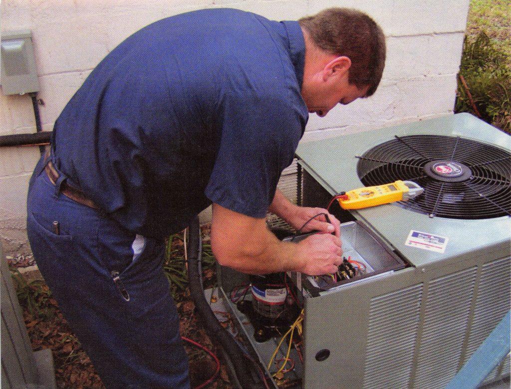 Barber Oil - AC Repair