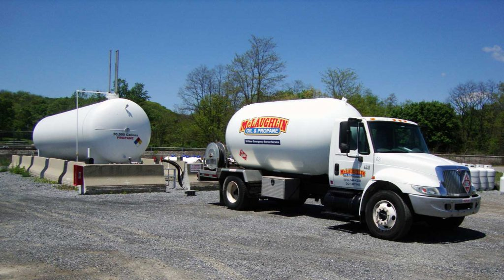 McLaughlin Oil and Propane - About Us