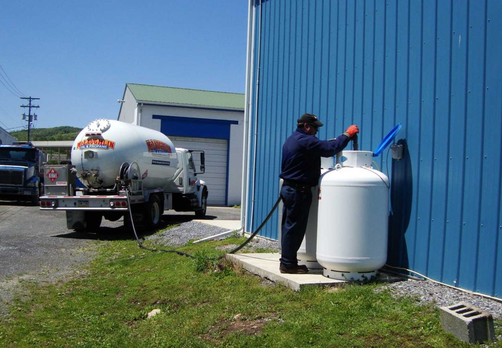 McLaughlin Oil and Propane - Propane Delivery