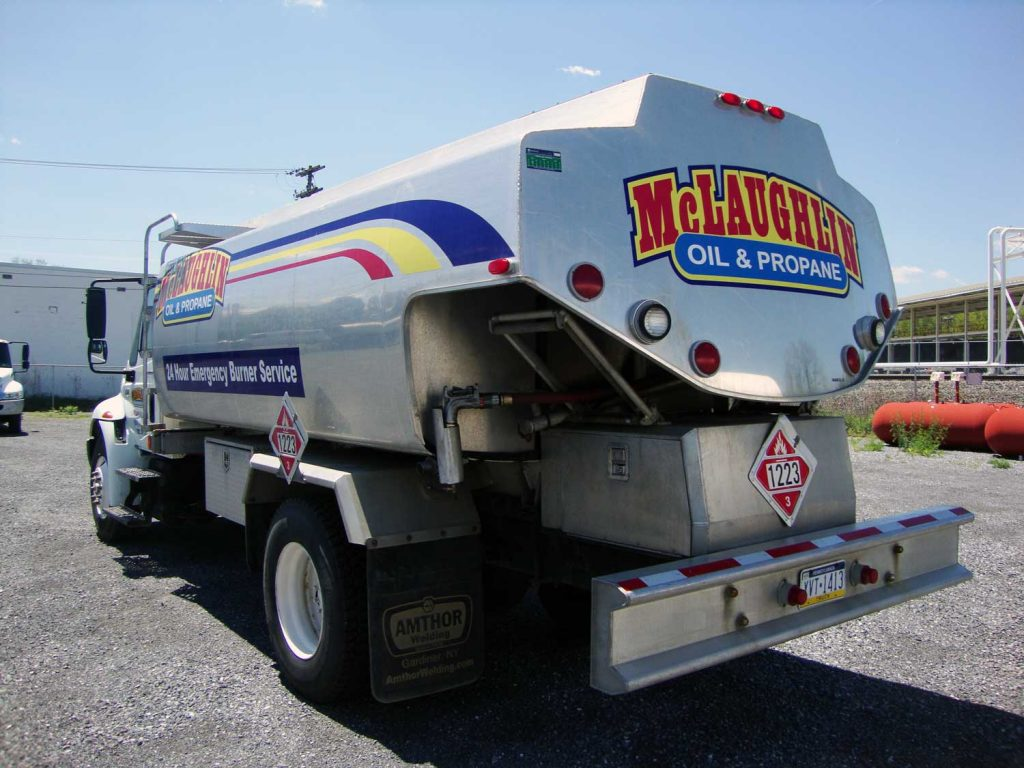 McLaughlin Oil and Propane - Heating Oil Delivery