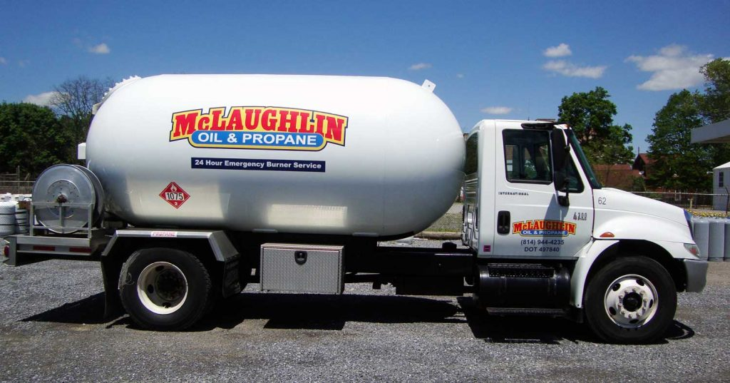 McLaughlin Oil and Propane -  Propane Heating Service